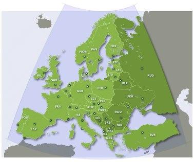 Mapa Polski Szukacz Mapowy Targeo